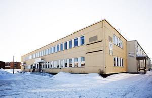 Gävle praktiska gymnasium.