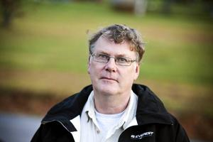 Kommunens tekniska chef Peter Levin är nöjd över att avtalet för att riva sjukhemmet blev billigare än man först trott. Foto: Linda Eliasson