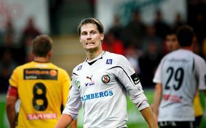 Patrik Anttonen är åter tillbaka i ÖSK.
