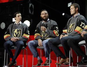Marc-Andre Fleury, Deryk Engelland och Brayden McNabb kan börja leta hus i Vegas.