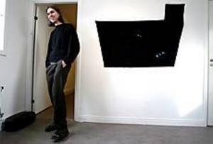 Arkivfoto: ANNAKARIN BJÖRNSTRÖM Ny intendent 2. Daniel Palmberg tänker fortsätta att driva Lars Palm-galleriet parallellt med sitt nya uppdrag.