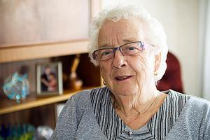 Birgitta Lagerström engagerade många läsare på arbetarbladet.se.