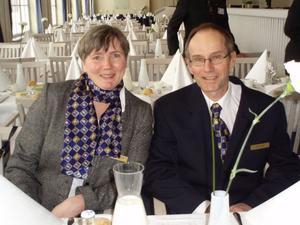 Marianne och Håkan Mattsson, Kallrör. Foto: Lena Byström
