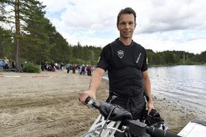 Joachim Gunnarsson, Lima etta i Idre Watercross.