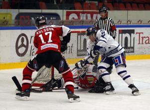 Markus Persson har spelat allsvensk ishockey med Leksand.