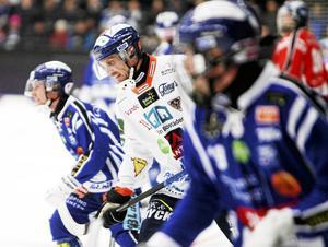 Den sista viktiga pusselbiten i Bollnäs lagbygge – Patrik Nilsson avgjorde den första semifinalen.