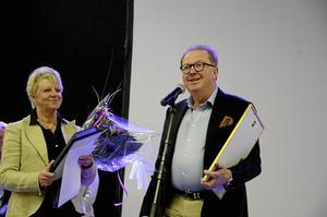 Årets Företagare i Kumla: Hans och Margareta Persson.