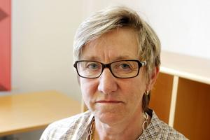 Annica Sörensdotter, tillförordnad personalchef hos Jämtlands läns landsting.