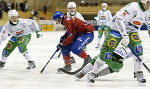 Simon Jansson har hittat formen. Det visade han med besked mot Hammarby.