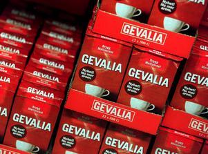 Kaffet på bilden har inget med händelsen att göra. Det är ännu oklart vad för kaffe mannen stal.