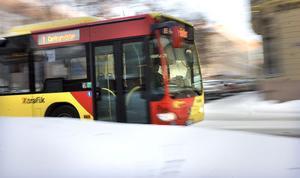 Och bussarna från Mercedes tålde inte lössnö.