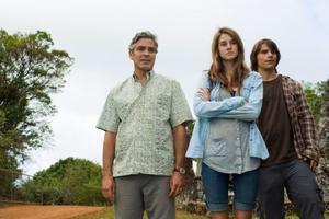 George Clooney spelar på ett briljant sätt en pappa med bekymmer i Oscarsnominerade
