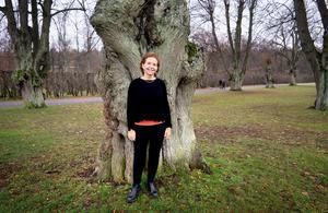 Klimatkommunikatör Barbara Evaeus, Världsnaturfonden.