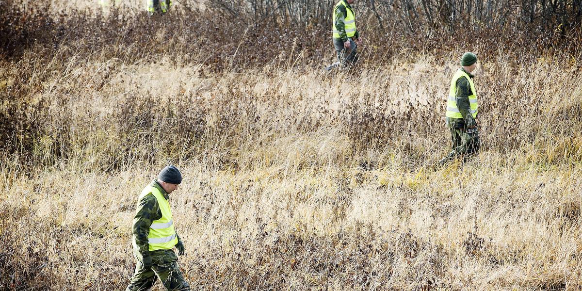 Kvinna frsvunnen i Fllinge - polisen har inlett stor skinsats