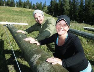 Magnus Nilsson och Petra Adolfsson från Östersund har bestämt sig. Nu ska de börja ett nytt liv med bättre kost och motion.