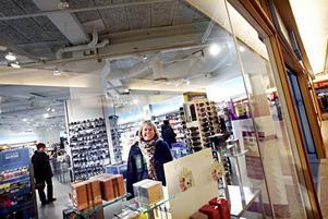 Carina Rask-Jönsson har länge jobbat aktivt för ett attraktivare centrum i Sandviken. Nu börjar arbetet ge resultat.
