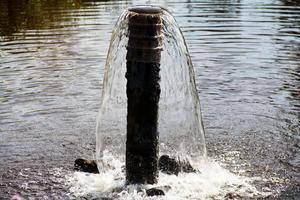 Vattendebatten går vidare.