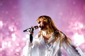 Florence and the Machine är flerfaldiga Way Out West-besökare. ARKIVBILD