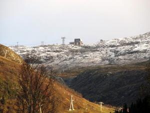 I Åre kommer man under två dagar att diskutera den effekt som varmare vintrar och minskad snömängd kan ha på skidnäringen. Arkivbild.