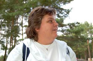 Mia Ström fyller 50 år den 16 december.