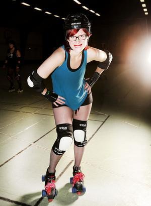 Lisa Kriga som Blitzkriega nummer 13.