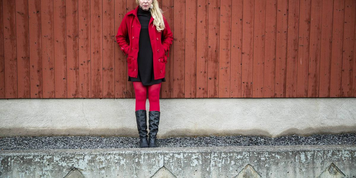 Erica Skogen skriver musik i kampen mot cancer
