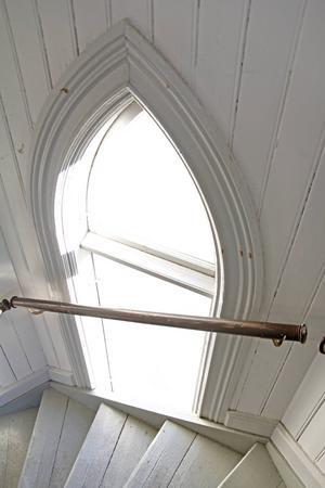Öjevillan byggdes 1909 och ritades av Olof Johansson.