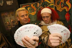 Joe Labero och Ronnie Nilsson turnerar ihop med showen
