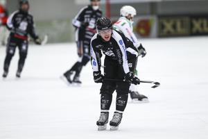 Erik Pettersson, SAIK.