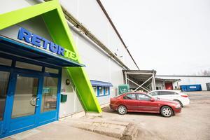 I mitten av april gick ReturTex i konkurs.