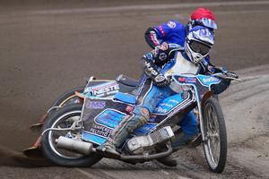 Jari Mäkinen är klar för Rospiggarna och kommer att flytta till Hallstavik under säsongen. Här syns han under det finska mästerskapet där han slutade femma.