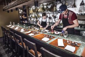 Det sker en mycket stark tillväxt i restaurangbranschen visar siffror från SCB.