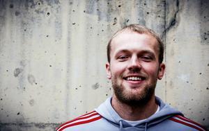 Trevor Gruis kommer från fyra års studier på South Dakota College i norra USA.