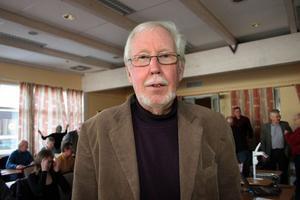 Björn Forsling är landstingsfullmäktiges ordförande och en politiker som blivit utsatt för hot.