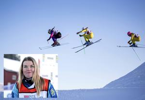 Lisa Andersson, Gävle Alpina, representerar Sverige i junior-VM.