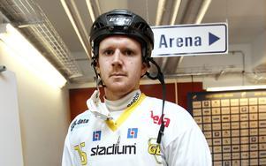 Gripen Trollhättans Linus Rönnqvist förlänger kontraktet.