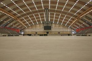 Ekande. Utan arrangemang sparas det pengar på Göransson Arena när den är stängd under sommarmånaderna.