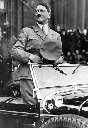 Adolf Hitler var besatt av tanken på att tyskarna behövde