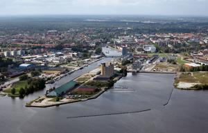 Börsnoterade bygg- och bostadsbolaget Magnolia har vänt blickarna mot Gävle.