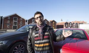 Radjo Askander, krögaren bakom bland annat Torget och Pinchos i Hudiksvall, är odelat positiv till rökförbudet.