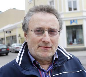 Mats Nilsson, 59, vd, Gävle:– Jag har tyckt det, men nu har man blivit osäker efter allt som har hänt. Men vad finns det för alternativ?
