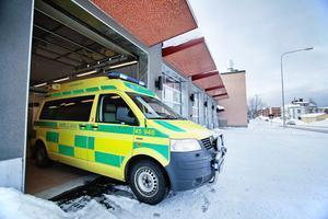 Samtliga ambulanser i Gävleborg ska bytas ut mot fyrhjulsdrivna alternativ.