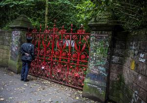 Strawberry Fields förevigat i John Lennons