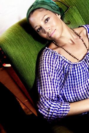 Jessica Folckers mentala styrka har tagit henne genom kriser i livet. En av de värsta var när pojkvännen Denniz Pop gick bort.