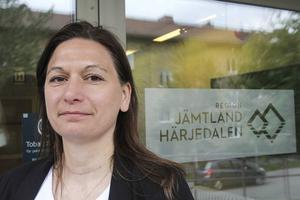 Anna Granevärn är primärvårdschef i Jämtland-Härjedalen.
