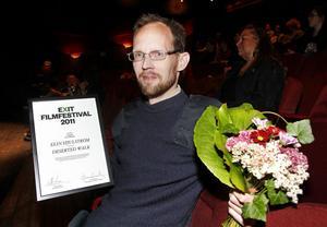Förstapriset i tungviktsklassen gick till filmen Desert Walk av Elin Hjulström med manus av Johan löfström.
