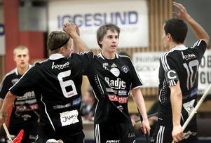 Mattias Hansen (49) var glödhet i ödesmatchen mot Roslagen och lämnade matchen som sexmålsskytt.