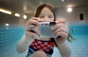 Ricoh WG4 GPS som syns här är den kamera som är bäst om man enbart plåtar under vatten.