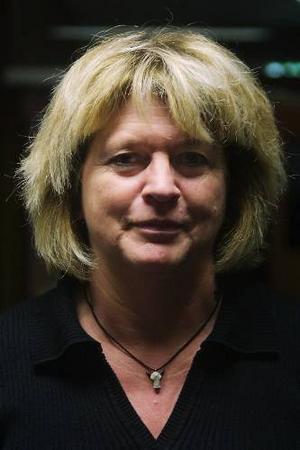 Britt-Inger Håkansson gav dåliga svar.