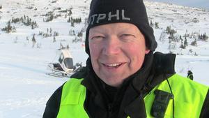 – För att rädda liv bör man plocka de som ligger ytligt, de vi har möjlighet att bärga. Det är en lärdom vi tar med oss hem till Norge, säger Ketil  Reistad, norsk hundförare.